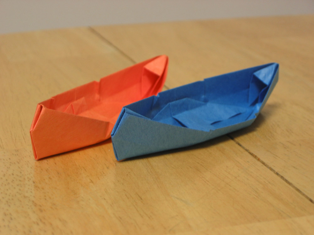 origami kayak 28 images origami kayak choice image